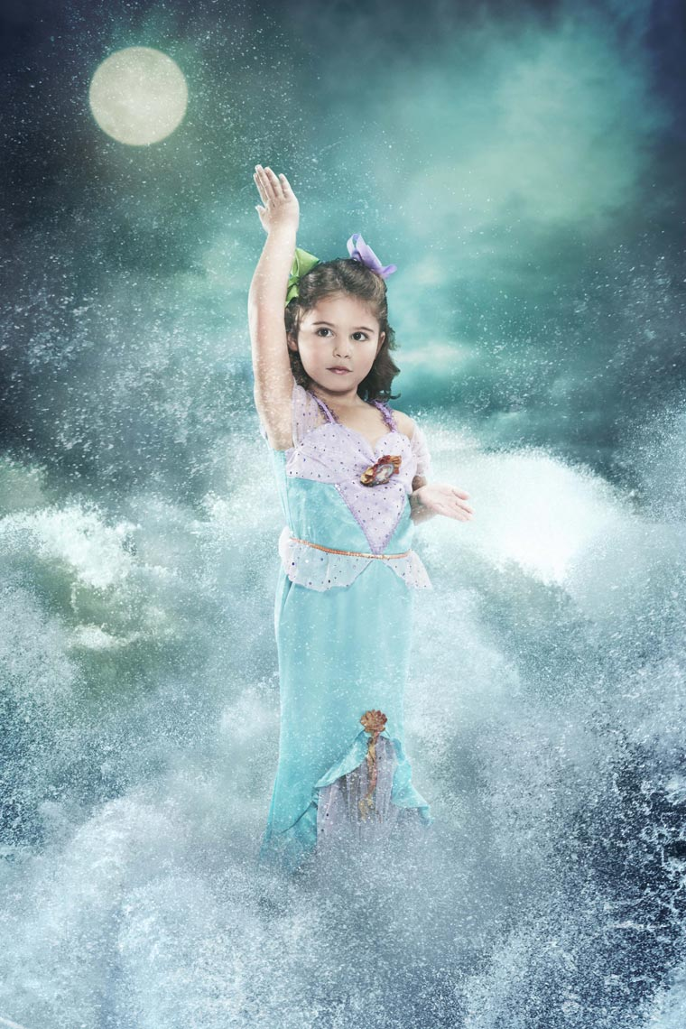 Lillie-Sea Goddess-Howard-Huang-Kids