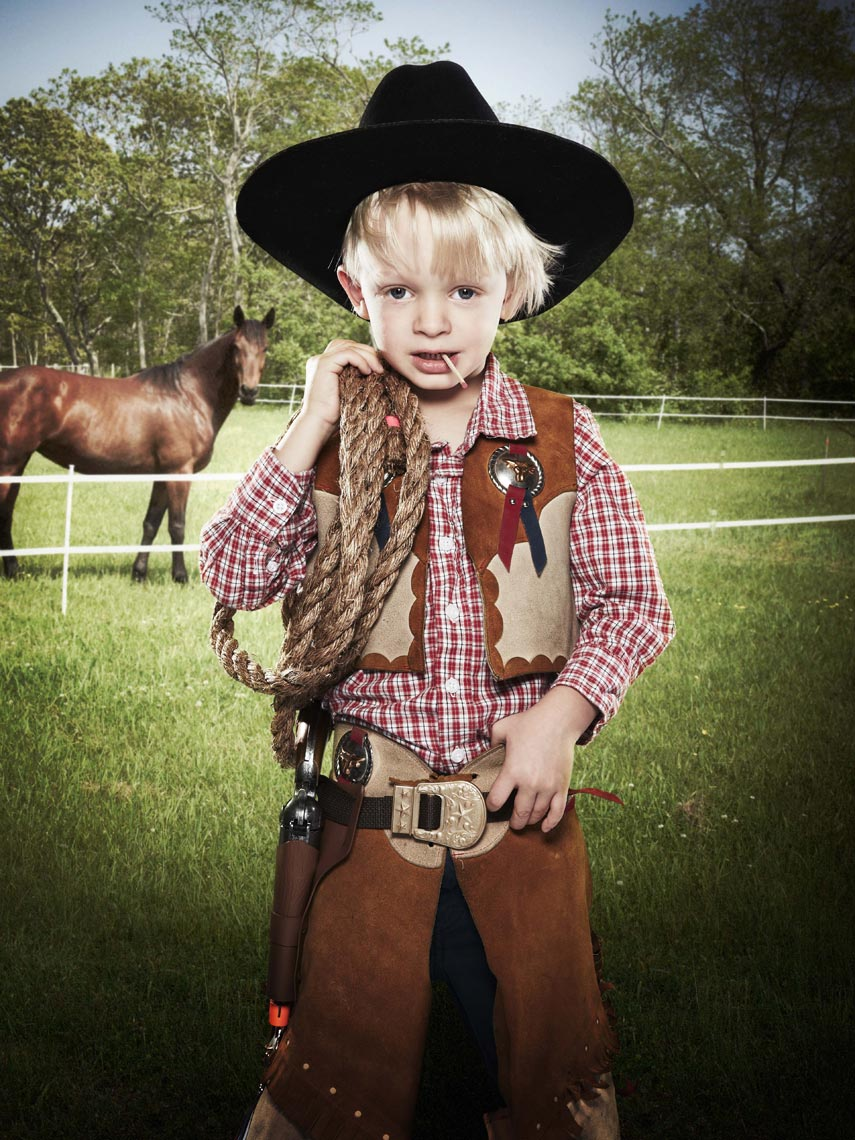 Cowboy-Howard-Huang-Kids
