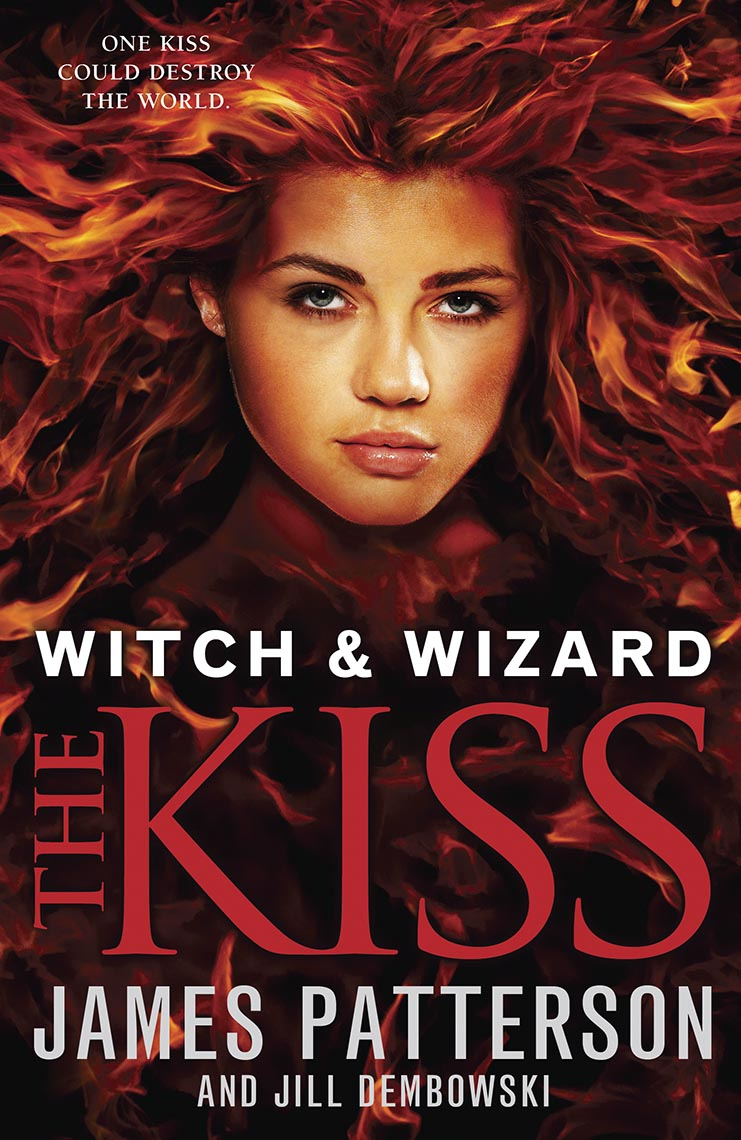 Howard Huang_James_Patterson_Kiss