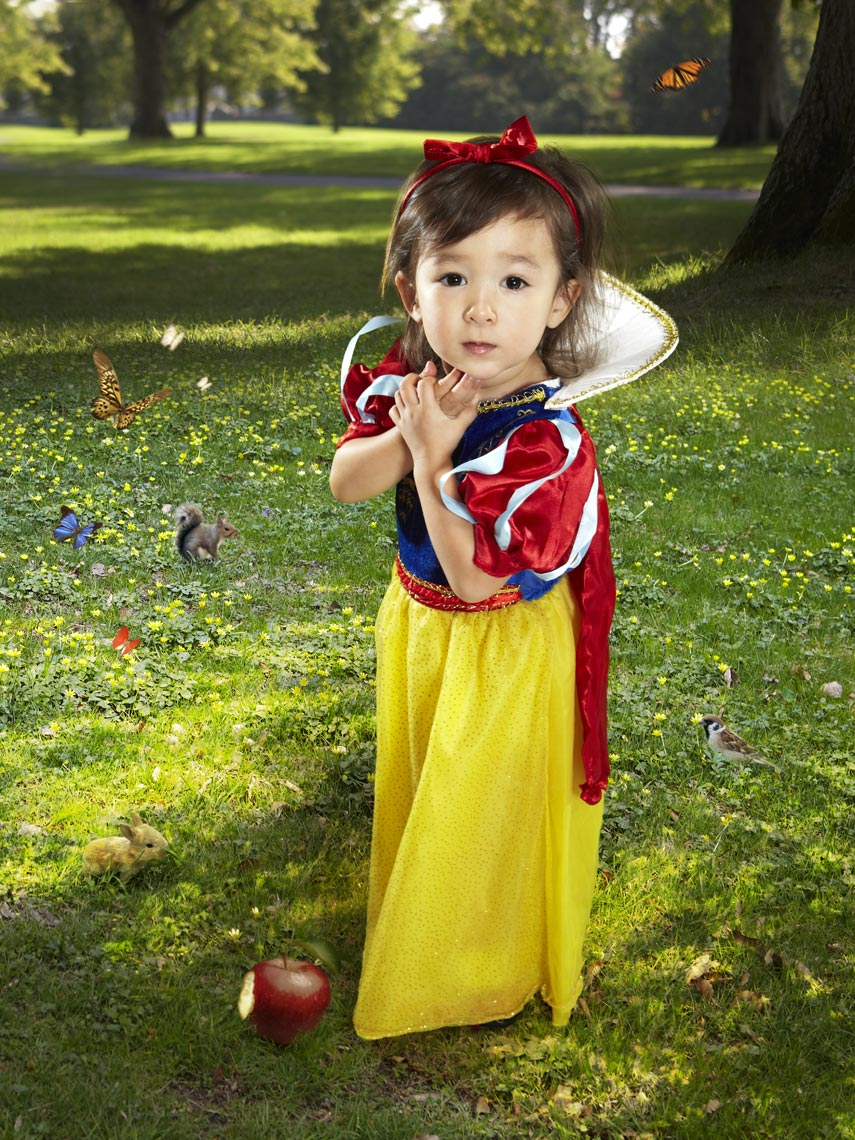 Natalie-Snow-White-Howard-Huang-Kids