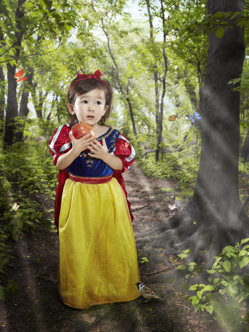 Natlie--Snow-White-Howard-Huang-Kids