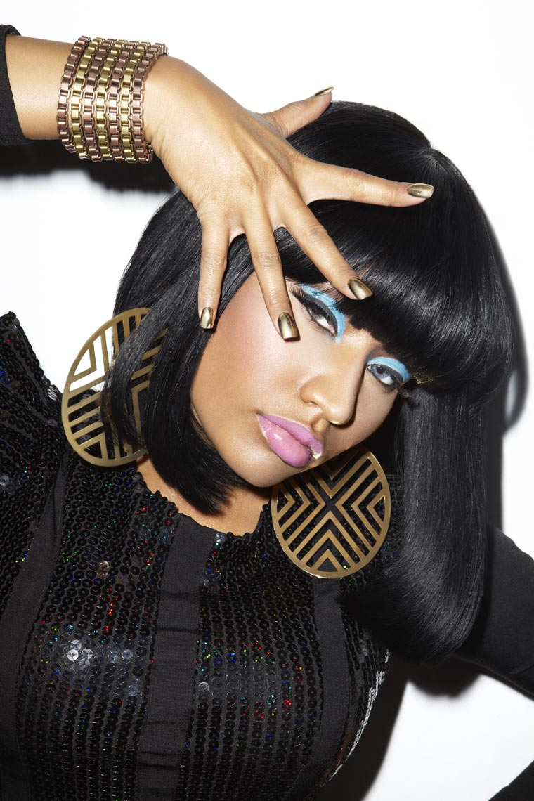 Howard-Huang-Nicki-Minaj-look