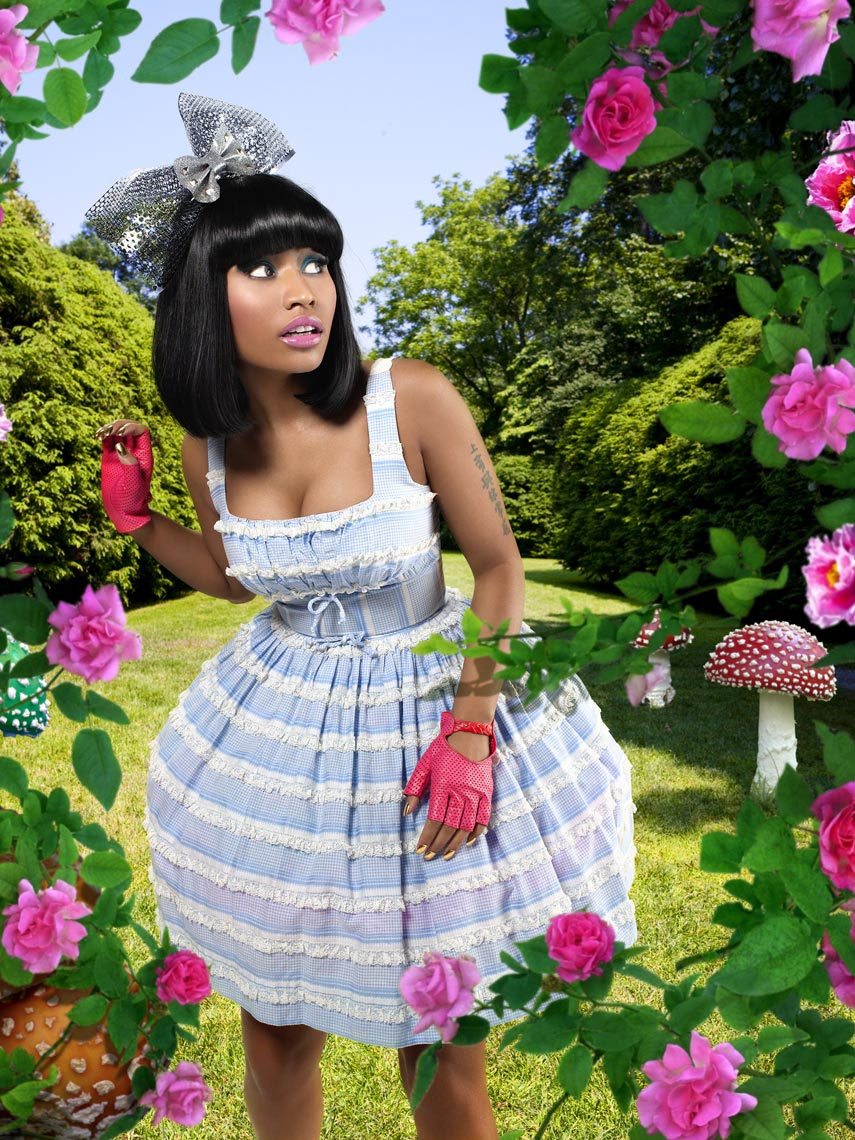 Nicki-Minaj-Wordup-Magazine-Wonderland