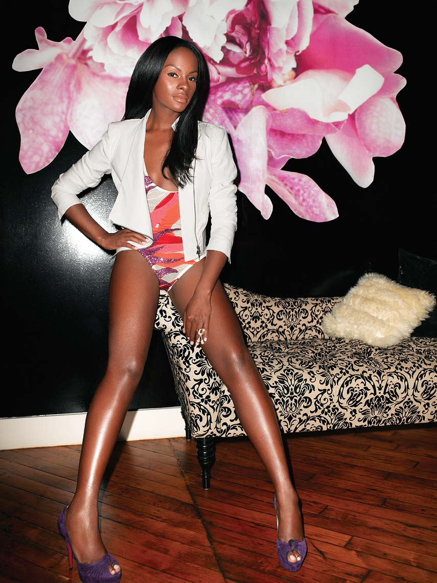 Howard-Huang-Tika-Sumpter-gossip girls